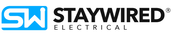 Staywired Electrical Sticky Logo Retina